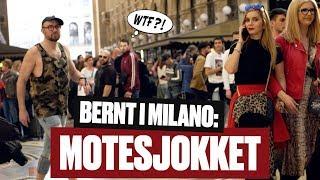 Bernt I Milano: Motesjokket