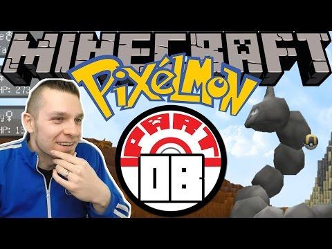 Minecraft Pixelmon - Part 8 | MESA BIOME EXPLORATION!