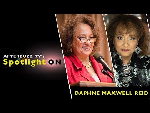 Daphne Maxwell Reid Interview | AfterBuzz TV's Spotlight On