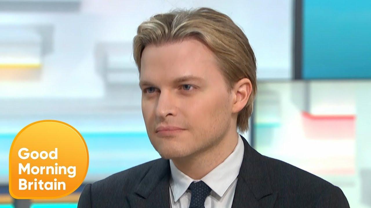 Journalist Ronan Farrow on Exposing Harvey Weinstein Allegations   Good Morning Britain