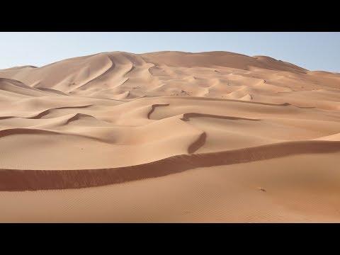 Oman - Rub Al Chali - biggest sand desert