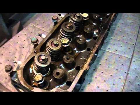 Head Gaskets on Ford 351 Pt.1
