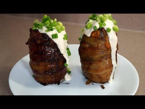 Volcano Potato Recipe -  BBQFOOD4U