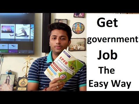 Fastest And Easiest Way To Get Government Job