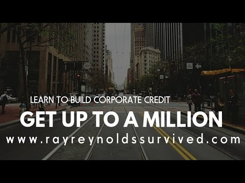 Build Corporate Credit up to a Million