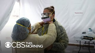 Doctors, nurses fear going to work without protective equipment