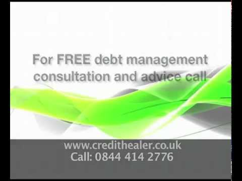 CREDIT HEALER - Solve your Debt Problems