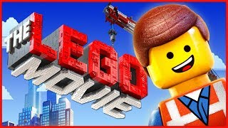THE LEGO MOVIE: Healing the Inner Child One Brick at a Time