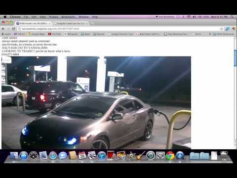 Craigslist Cars For Sale By Owners Orange County
