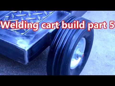 Welding cart build part 5