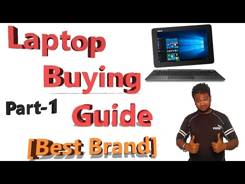 How To Find Right Laptop | Buying Guide 2017 Hindi - Part 1 (Best Brand)