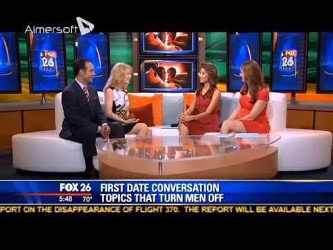 First Date Conversation Turn-Offs