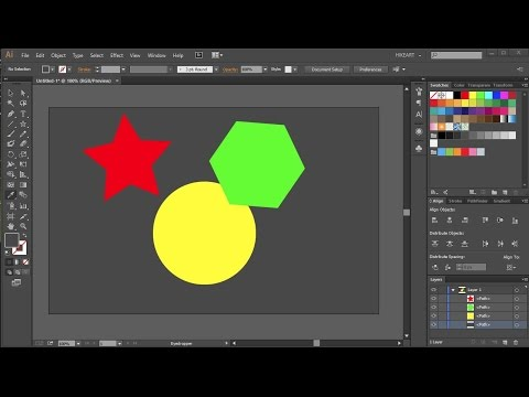 How to Change the Background Color in Adobe Illustrator - Quick Tips