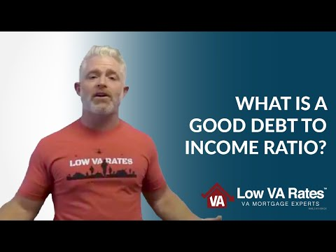 Debt to Income Ratio | What is a Good Debt to Income Ratio