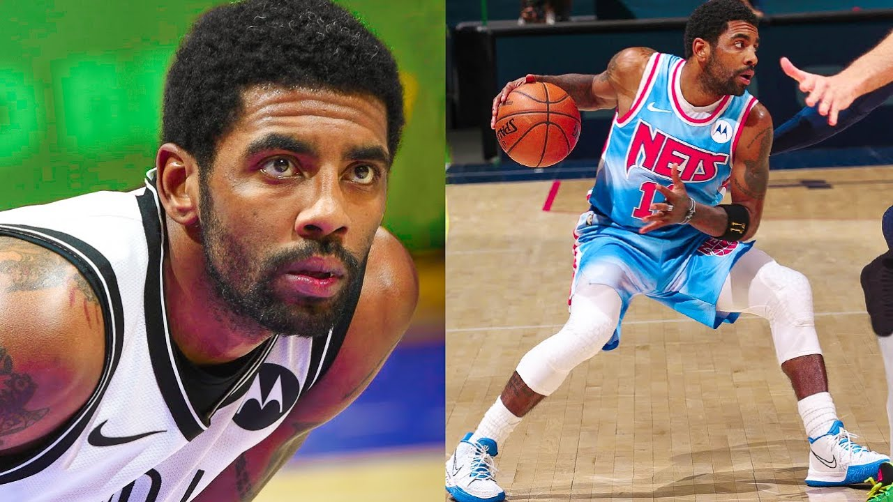 Kyrie Irving has GODLY Handles ! 2021 MOMENTS