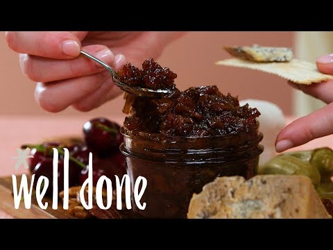 How To Make Bacon Jam | Recipe | Well Done