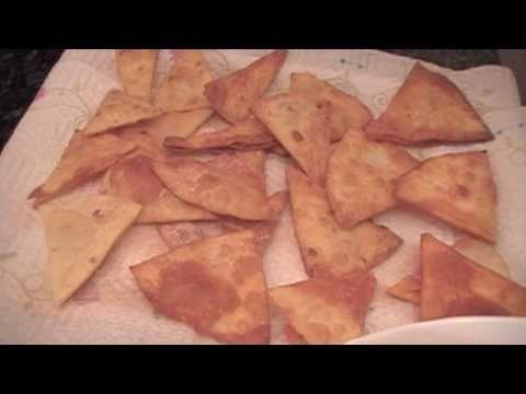 Cinnamon-Sugar Chips