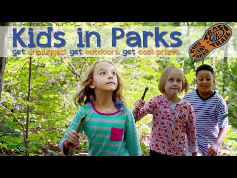 Kids in Parks | Get Unplugged. Get Outdoors. Get Cool Prizes.