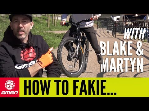 Learn To Fakie With Blake & Martyn | GMBN How To