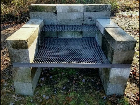 DIY - How To Build a Homemade BBQ Pit