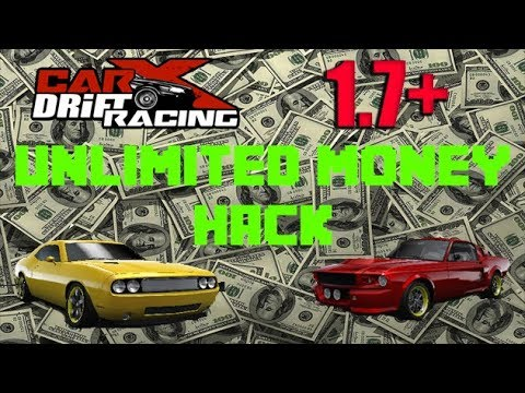 HOW TO HACK CARX DRIFT RACING! [Unlimited Money] *FREE* [Working 2017] Android