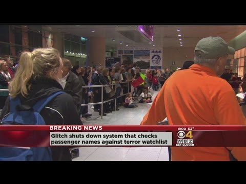 Customs Computer Glitch Caused Delays At Logan Airport