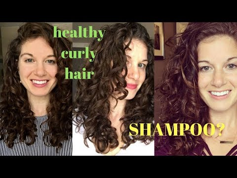 When to Shampoo Naturally Curly Hair | What to Use