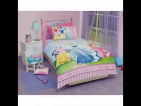 Creative Disney princess bedroom decorations