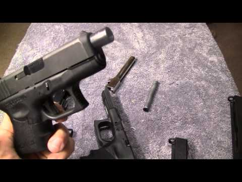 Glock FAQ: Can you run a Glock 17 barrel in a Glock 19?