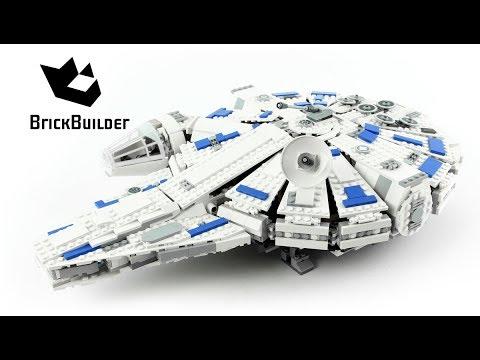 Lego Star Wars 75212 Kessel Run Millennium Falcon  - Lego Speed Build