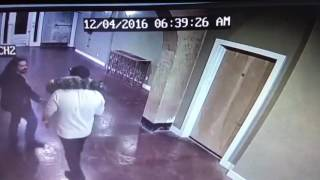 Christmas wreath thieves being sought after in Mobile