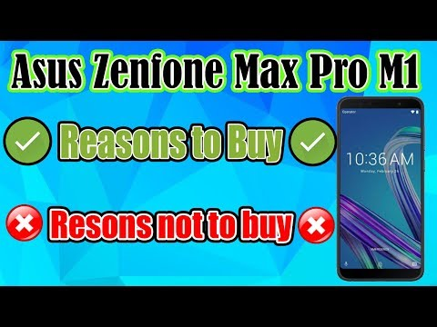 Zenfone Max Pro M1 Reasons To Buy and Not To Buy, Mid Range Killer?
