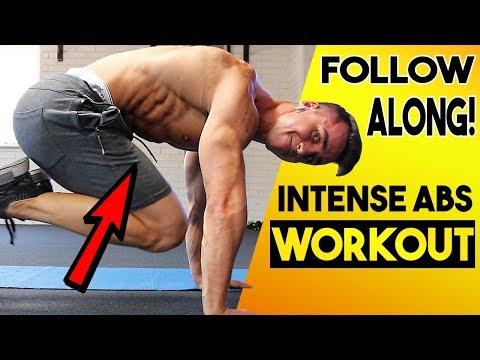 Intense Six Pack Abs Workout (10 MIN WORKOUT!)