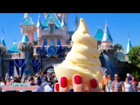 Homemade Disneyland Dole Whip Recipe (2 Ingredients; Vegan & Dairy Free)