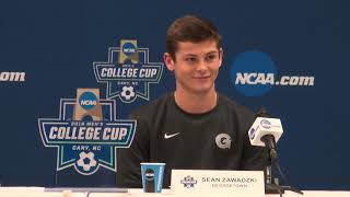 2019 NCAA College Cup Semifinals: Full Georgetown press conference