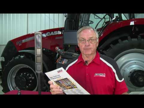 Case IH Tractors: Armrest Introduction