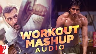 Workout Mashup   Audio   Sunny Subramanian