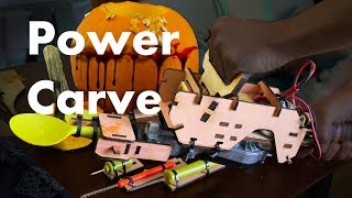 Ultimate Pumpkin Carving Tool