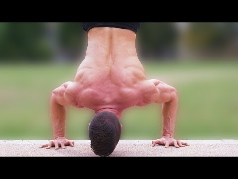 Get Strong For Handstand Pushups | 3 Best Exercises