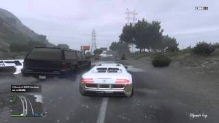 Gta5 adder vs Zentrono Chrome