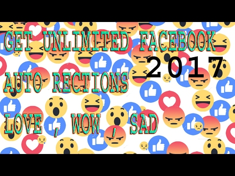 How to get Auto React On Facebook 2017 | Bebo Baloch