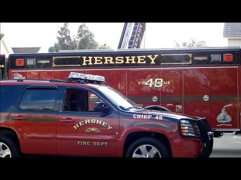 Hershey Fire Department Derry Township Pa