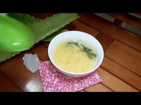Tự nấu CHÈ NHA ĐAM ĐƯỜNG PHÈN thanh mát đẹp da giải nhiệt mùa hè
