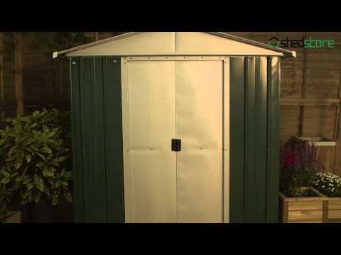 Shed-Plus Metal Sheds