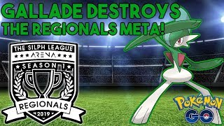 HOW TO USE HAUNTER 's DEADLY BALLS! SILPH ARENA REGIONALS SEASON 1