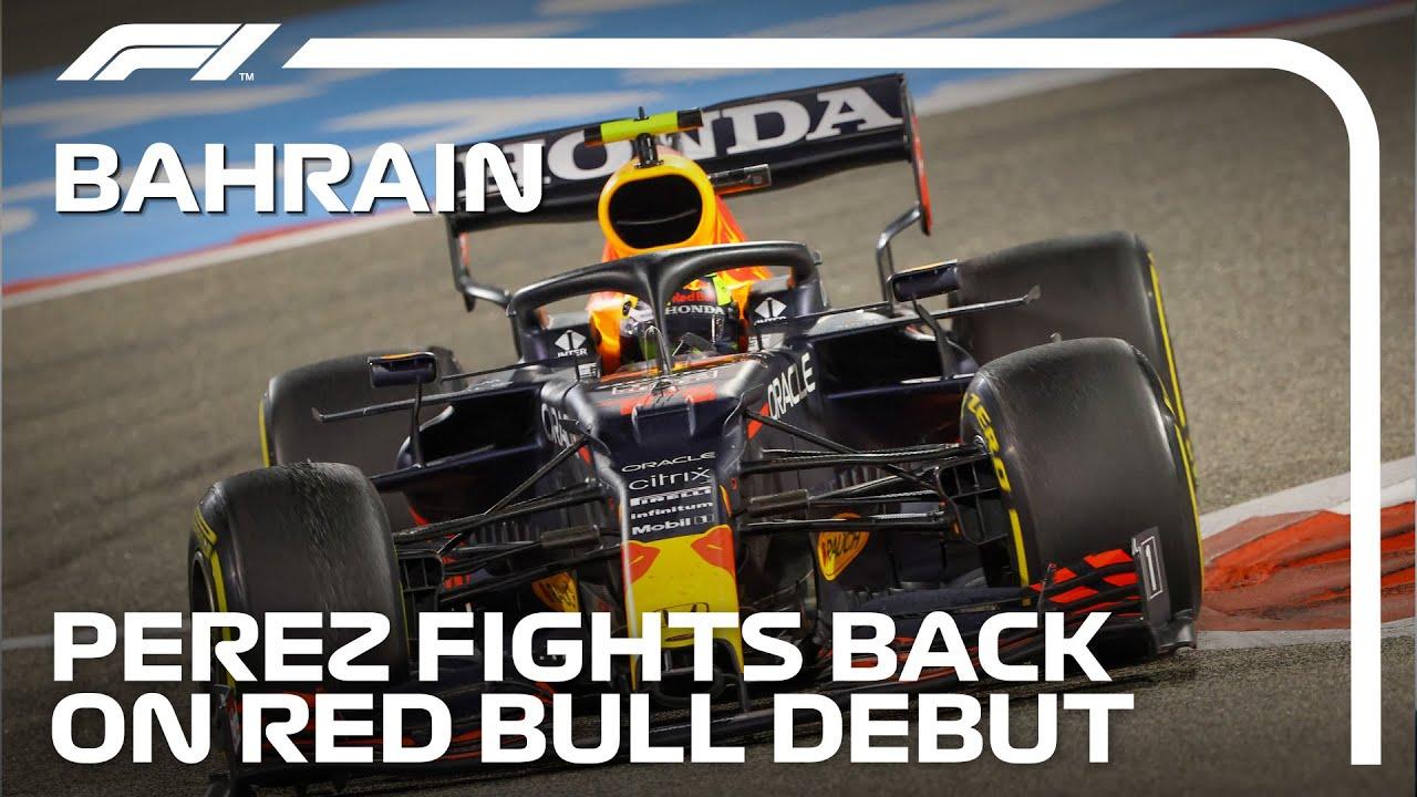 Sergio Perez's Epic Comeback | 2021 Bahrain Grand Prix