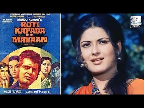 Moushumi Chatterjee Cried And Vomited After An Intimate Scene