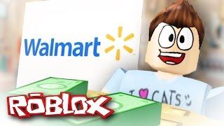 Roblox Adventures / Walmart Tycoon / Building My Own Retail Store!