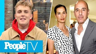 YouTube Star Jake Paul Tells All, Inside Matt Lauer