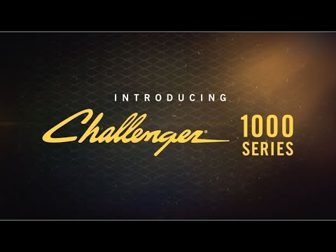 Challenger 1000 Series: The World's First 500+ HP Fixed Frame Tractor